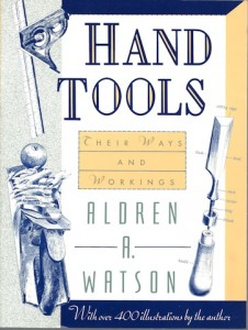 Hand Tools by Aldren A. Watson
