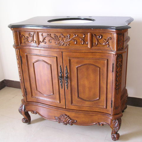 cabinet out of wood
