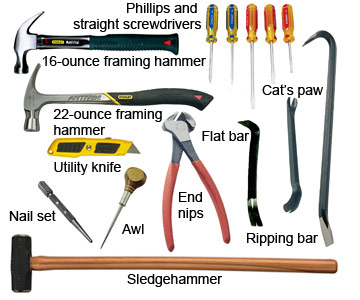 carpentry tools pt 3