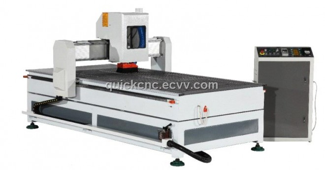 example CNC woodworking machine