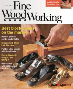 finewoodworking magazine