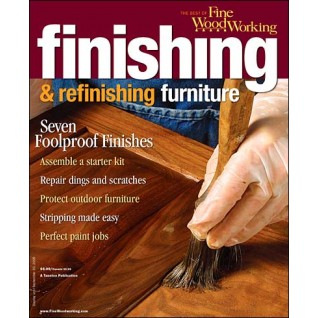refinishing woodworking tables