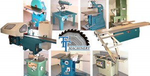 supplier for used woodworking machinery