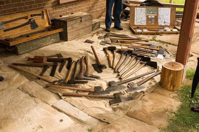 The Most Traditional Woodworking Tools In One Article