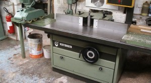 used woodworking equipment