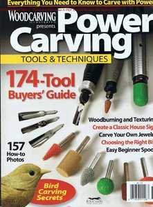 wood carving magazine
