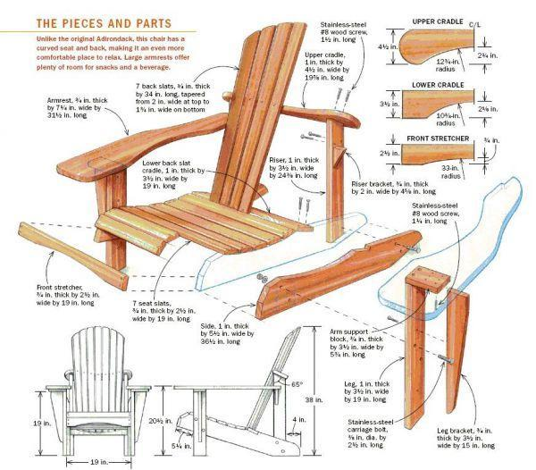 Download Free Wood Furniture Plans Right Here