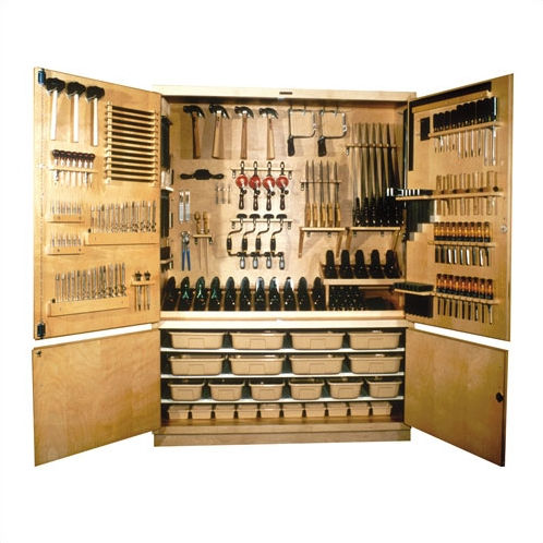 woodworking cabinet