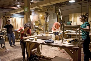 woodworking class in NYC