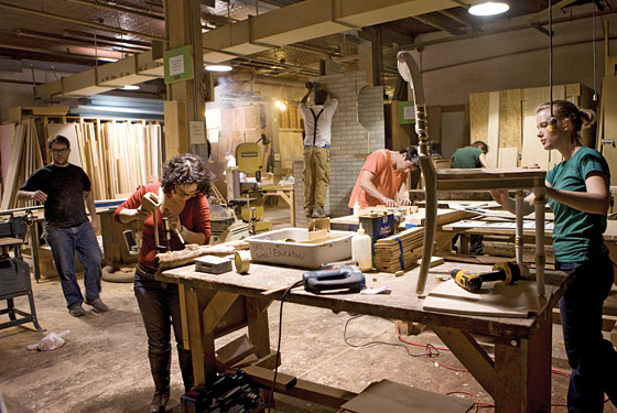 Improve Your Ability With Good Woodworking Classes In Nyc