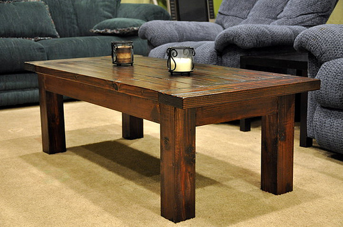 Coffee Table Plans.4 Must Try Coffee Table Woodworking Plans For Beginners