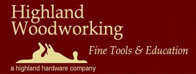 Highland Woodworking Logo