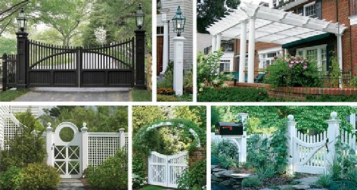 Walpole Woodworker Fences