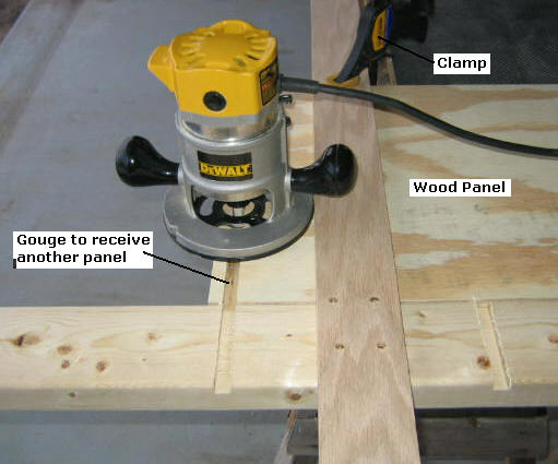 Wood router explanation
