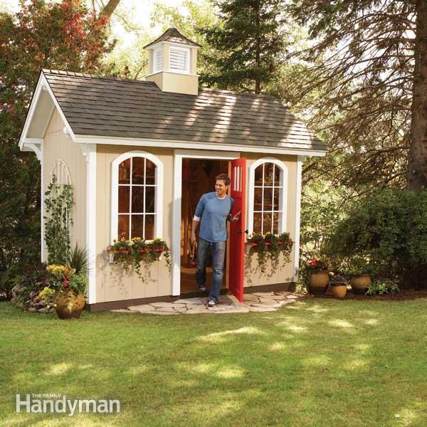 Detailed Storage Shed Plans To Choose From