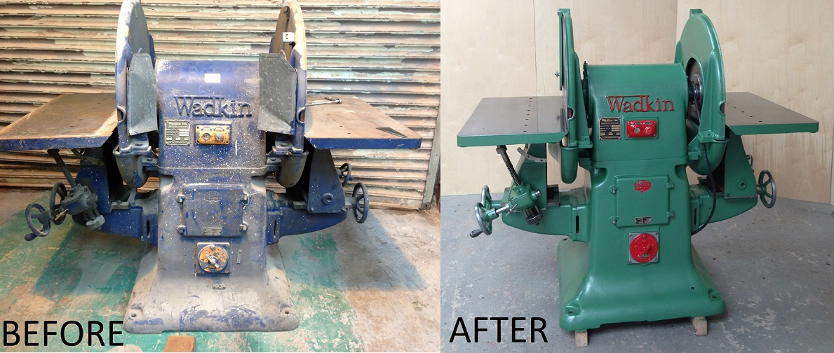 used woodworking machine