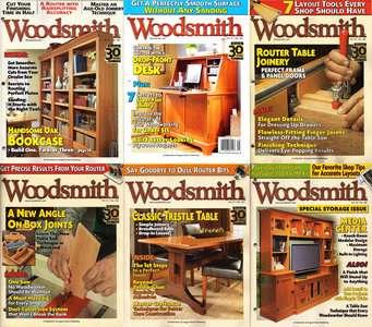 woodsmith magazines