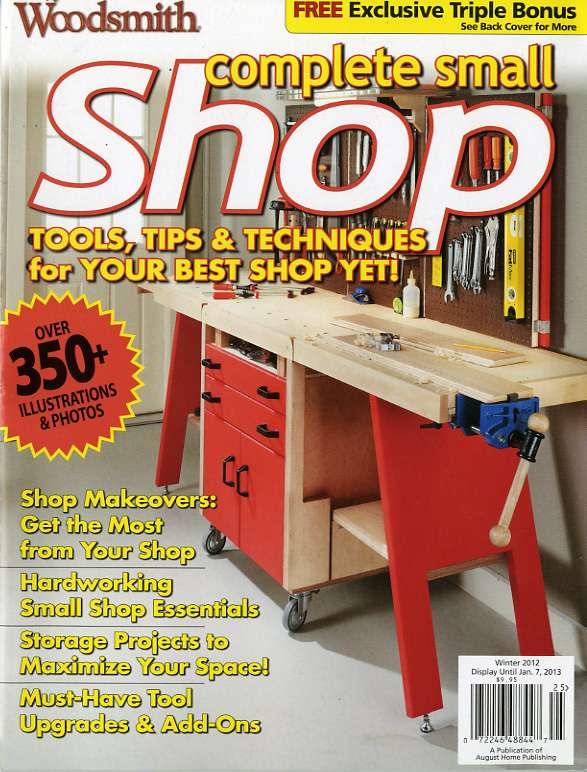 woodsmith shop woodworking