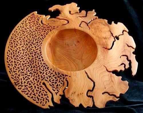 woodturning art