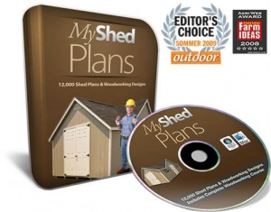 my shed plans cover