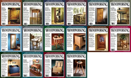 wood working magazines