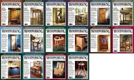 4 Wood Working Magazines For Beginner Woodworker