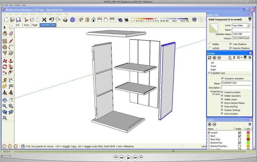 Free Kitchen Cabinet Designer Cad Software