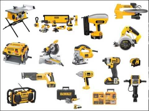 A Handy Woodworking Power Tools List For Woodworkers