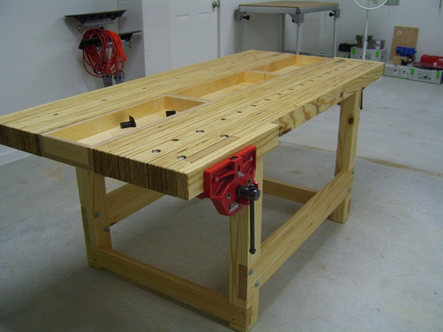 Woodwork Benches For Sale - Image Mag