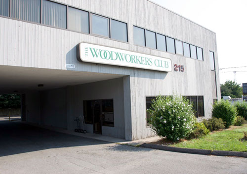 Woodworkers Club Norwalk Building