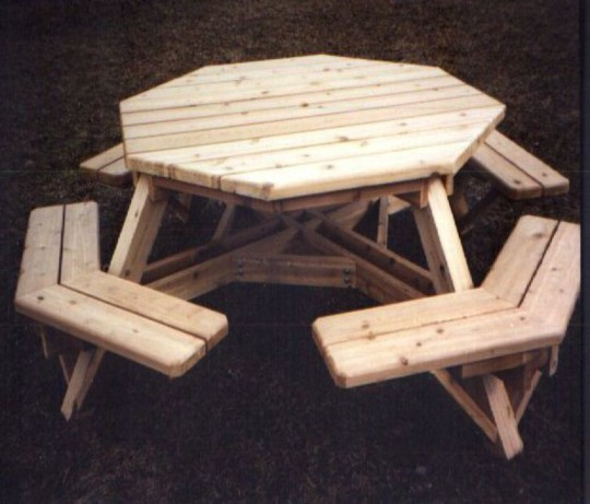 free outdoor woodworking plans
