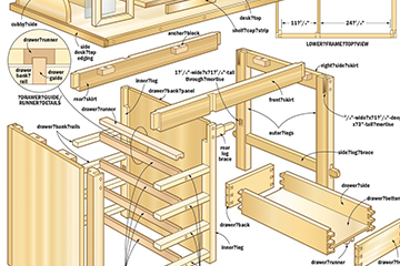 Woodworking Plan Example 3