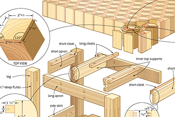 Woodworking Plans Example 2