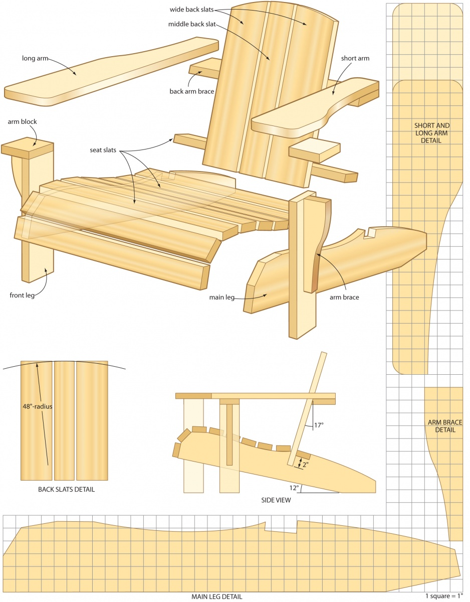 Free Woodworking Plan 3