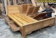 build a modern bed